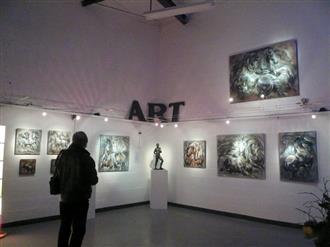 Galerie d 39 art artistic garage neuilly sur marne de 18 for Garage citroen neuilly sur marne